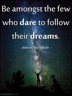 Be amongst the few 