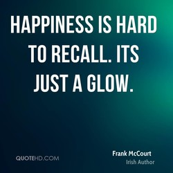 HAPPINESS IS HARD 
