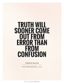 TRUTH WILL 