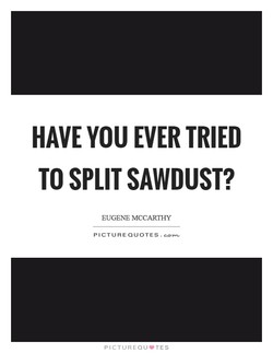 HAVE YOU EVER TRIED 