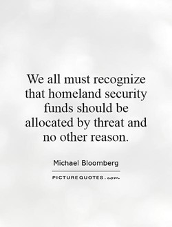 We all must recognize 