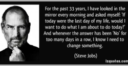 For the past 33 years, I have looked in the 
