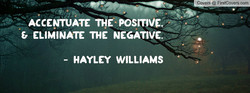 ACCENTUATE posmVE, 