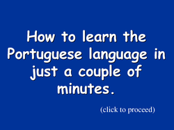 How to learn the 