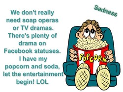 We don't really 