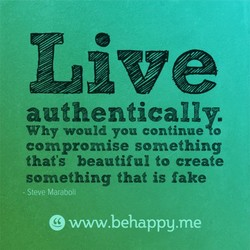 authentically 