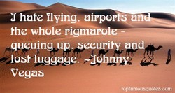 hate flying, 