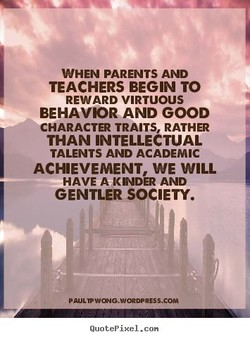 WHEN PARENTS AND 