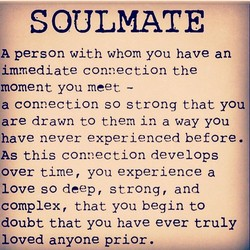 SOULMATE 