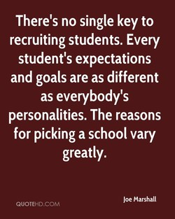 There's no single key to 