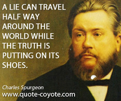 A LIE CAN TRAVEL 