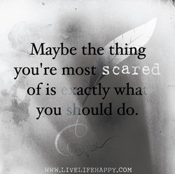 Maybe the thing 