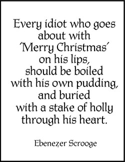 Every idiot who goes 