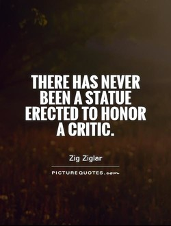 THERE HAS NEVER 