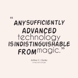 ANY SUFFICIENTLY 