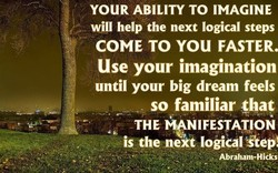 YOUR ABILITY TO IMAGINE 