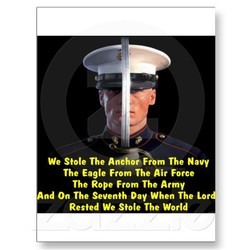 We Stole The Anchor Fr m The Navy 