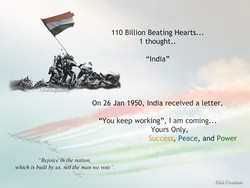 110 Billion Beating Hearts... 
