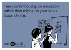 I see you're focusing on education 