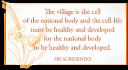 The village is the cell 