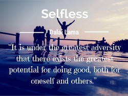 Selfless 