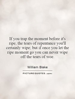 If you trap the moment before it's 