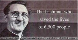 The Irishman who 