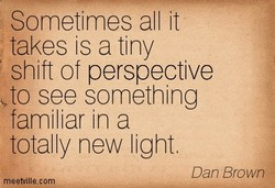 Sometimes all it 