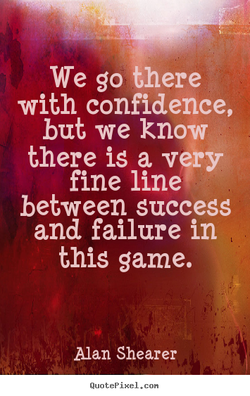 We go there 