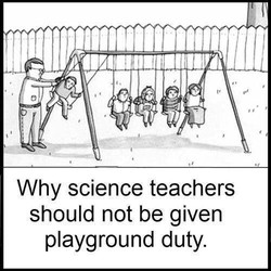 Why science teachers 