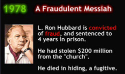 A Fraudulent Messiah 