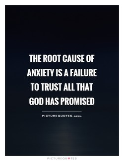 THE ROOT CAUSE OF 