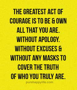 THE GREATEST ACT OF 