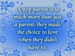 Astcp parent is so much more than just a parent; madc tfic choice to (ove when didn't