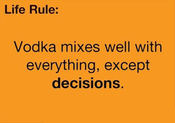 Life Rule: 
