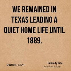 WE REMAINED IN 