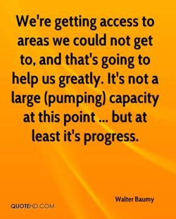 We're getting access to 