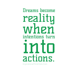 Dreams become 