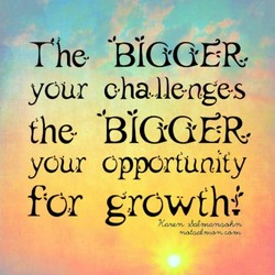 The •BIGGER. 
