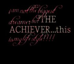 ACHIEVER...this 