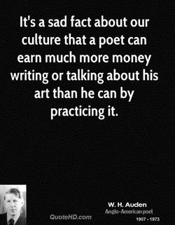 It's a sad fact about our 