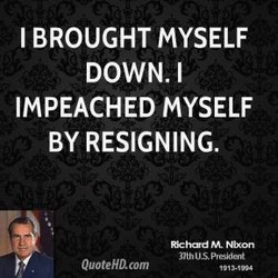 I BROUGHT MYSELF 