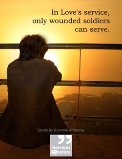 In Love's service, 