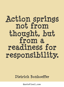 Action springs 
