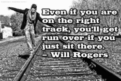 Even if you are 