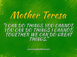 mother Teren 