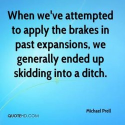When we've attempted 