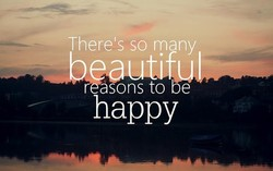 Thereis so ny 