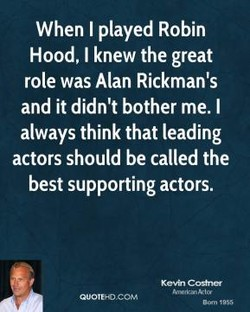 When I played Robin 