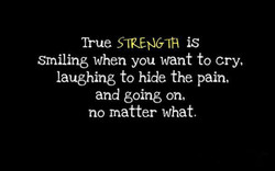 True is 